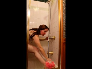 Taking a Shower ;)