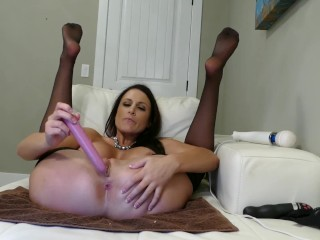 aleah jasmin anal