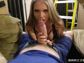 New Neighbor Needs A Big Cock To Fill Her Pussy - Brazzers