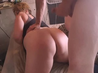 sister-in-law gets fucked, while wife is away!!