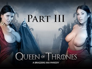 Brazzers - Queen Of Thrones: Part 3 (A XXX Parody)