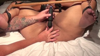 MY SUBMISSIVE BBW BLACK WIFE HAS EXPLOSIVE SQUIRTING ORGASM - BDSM BONDAGE  submissive wife bondage slave bondage squirt bdsm chubby bdsm squirt bondage orgasm kink foot fetish Submissive Teen extreme bondage bondage anal bdsm hardcore submissive anal painal bdsm bondage