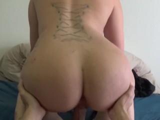 Porn Slut Nina Kay Fucks a Nice Cock