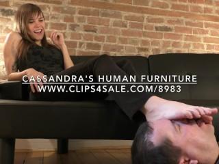 Cassandra's Human Furniture - www.c4s.com/8983/17932380