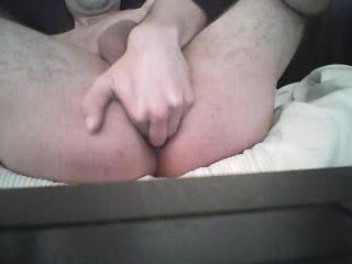 training my ass for the first time on webcam