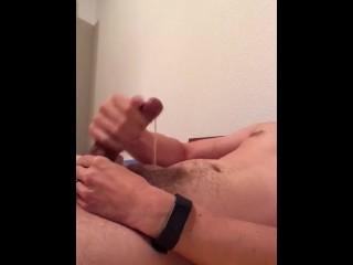 So aroused, that I had to masturbate