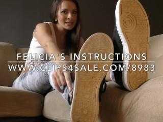 Felicia's Instructions - www.c4s.com/8983/18129172