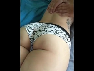 Massage before a good fuck