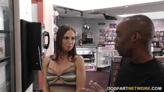 Aidra Fox Gets Creampied By Black Cocks - Gloryhole  big black cock face fucking big cock creampie blowjob gloryhole pornstar fetish hardcore interracial dogfartnetwork gagging deepthroat glory hole