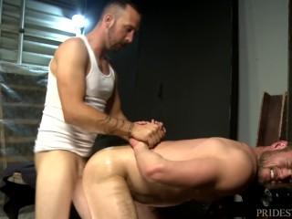 ExtraBigDicks Eat Ass and Fuck Him with Big Dick!