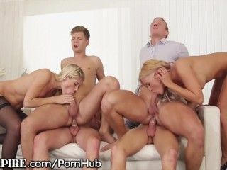 BiEmpire Orgy Time!