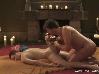 Intimate prostate Massage For His Health