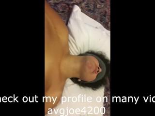 blindfolded huge assed sub bbw fucked
