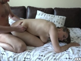Fucked stepmother with big tits