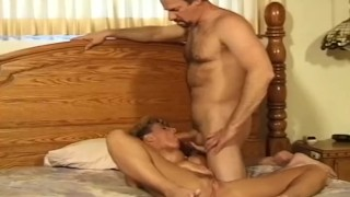 Outdoor 3some For Swinger MILF While Husband Watches The DP  wives cuckold wife husband mom blowjob screwmywifeclub threesomes big dick milf couples married rough mother swinger anal
