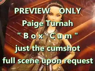 PREVIEW ONLY Paige Turnah BoxCum