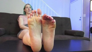 Lux Lives Foot Fetish & Heels JOI  kink foot fetish joi femdom pov point of view masturbation femdom masturbate