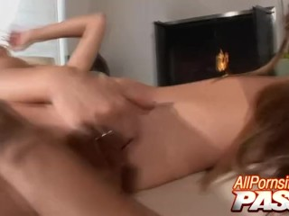 Carli And Valentina Lesbian Love