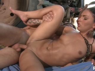 anal ranch girls - Scene 1