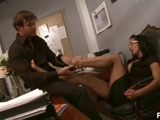 office perks 2 - Scene 1