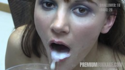Premium Bukkake - Michelle swa