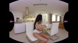 18VR Satisfy Lexi Dona And Her Asshole VR Porn