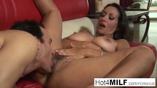 Preview 3 of MILF with big tits wants a facial