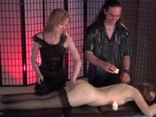BDSM Edge Play - Fire Play!
