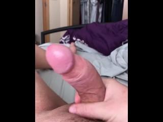 stroking my 8