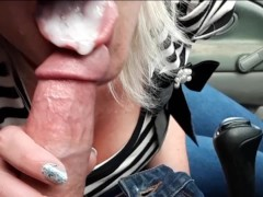 Drunk Car Blowjob - Princess Poppy