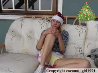 Tight body blonde elf coconut_girl1991_281216 chaturbate REC