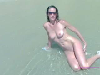 Nude Beach Day