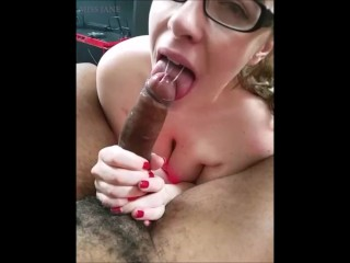 Sexting with Jane and Ricky - 420 Blowjob Fuck