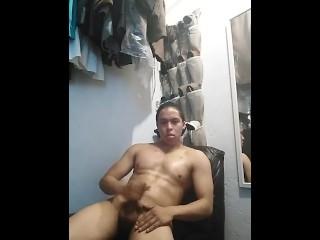 MORRITO CHACAL RICO JALANDOSE LA VERGA