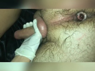 girl fuck hard with strapon man part 3