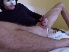 MASSIVE CUMBLAST ORGASM WHILE ANAL RIDING BOTTLE by ASSS_SQUIRT