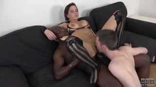 Girlfriend Anal Sex she wants Interracial and her boyfriend to watch her  ass fuck cuckold boyfriend cumshot missionary stranger hardcore backdoor cock sucking girlfriend interracial rough deepthroat anal doggystyle cum licking