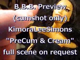 "BBB Preview: KLS ""Pre-Cum & Cream"" (cumshot only)"