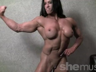 from Leo body builder females nude fucked