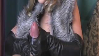 Preview 1 of Mistress T Handjob Compilation HD