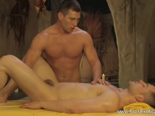 Anal Massage for Gay Brothers