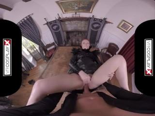 POV Wild Anal Sex With Eva Berger As Sansa On VRCosplayX.com