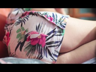 Italian Girl stinky fart in man face pt5