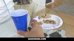 DadCrush - Seduced By My StepDaughter & Her Best Friend