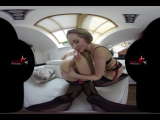 StockingsVR - Deep Anal Fisting