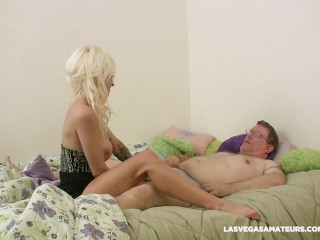 kali kavalli and his stepfather in bed together being mean!