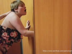Scarlett Knightley - Highschool Girl Fucks In Dressing Room