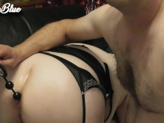 Naughty Secretary Caught Watching Porn Gets Ass Fucked and Anal Creampie