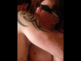 craigslist stranger, blindfold fuck