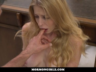 Mormongirlz - Red head exploited at church